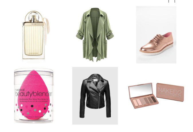 Must Haves Basics Herbst