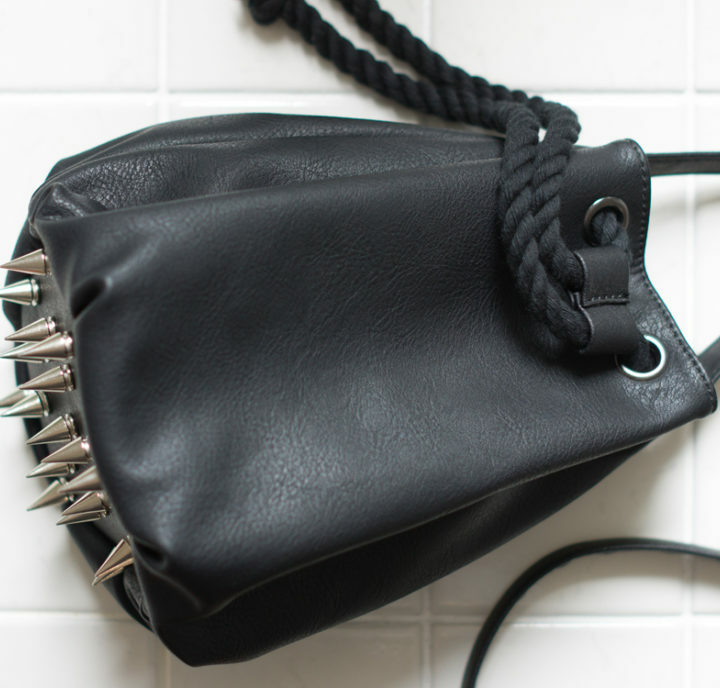 DIY Nieten Bucket Bag