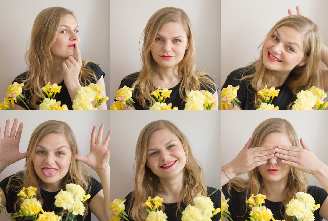 yellowgirl - Grund zum Feiern