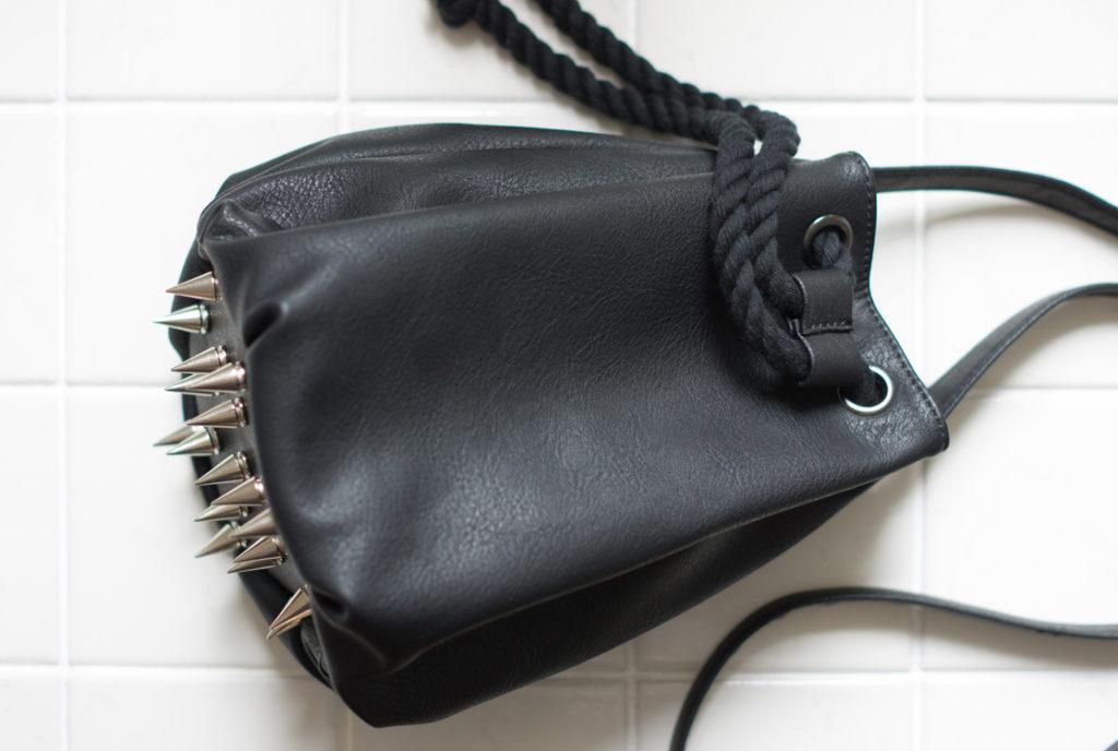 DIY Nieten Bucket Bag