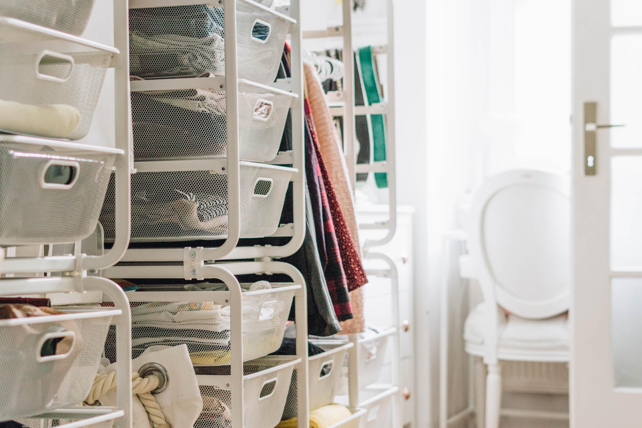 Wie baue ich den perfekten offenen kleiderschrank - Wie baue ich einen begehbaren kleiderschrank ...