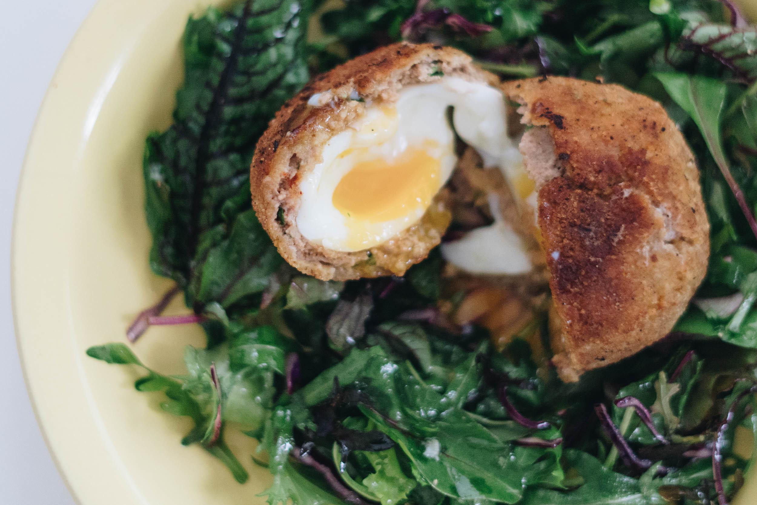 Scotch eggs - Schottische Eier - low fodmap - cook it your way ...